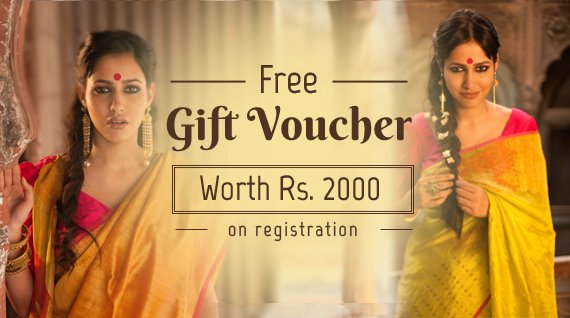 Slice of Bengal free gift voucher
